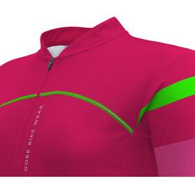 GORE BIKE WEAR Power Fietsshirt korte mouwen Dames roze